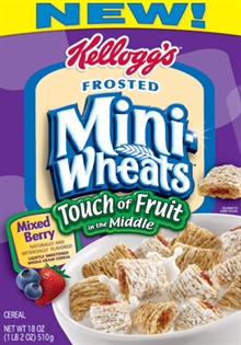 is frosted mini weats bad on diet