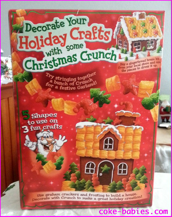 Christmas Crunch Cereal.Cereal Review Christmas Crunch Diet Coke Babies