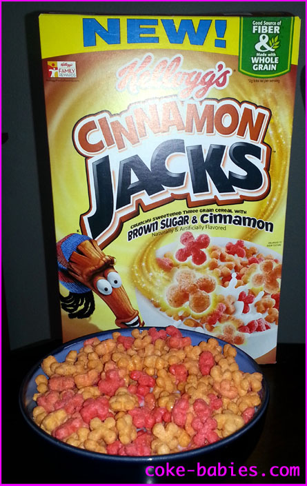 Cereal Review Cinnamon Jacks Cap N Crunch S Cinnamon Roll Crunch Diet Coke Babies Many children's cereals contain loads of sugar, even more than some desserts, according to a new study by the environmental working group (ewg). cap n crunch s cinnamon roll crunch