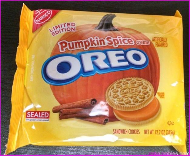 Cookie Review Pumpkin Spice Oreos Diet Coke Babies