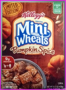 Image result for pumpkin spice cereal